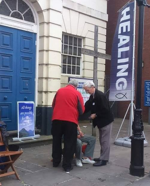 Healing on the Streets & Street Pastors